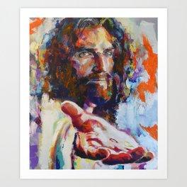 Redeemer Art Print
