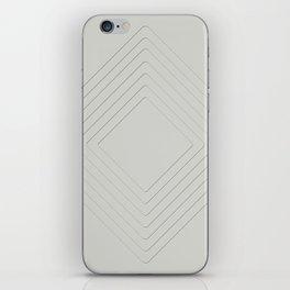 Celeste Diamonds iPhone Skin