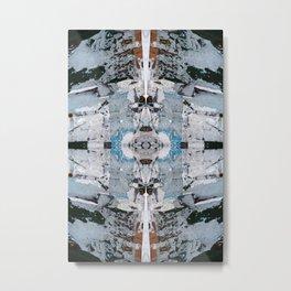 Metria 16 (Symmetria) Metal Print