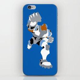 Cyborg iPhone Skin