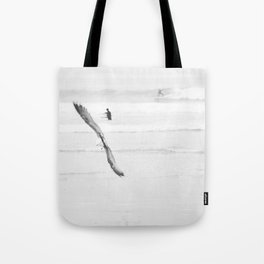 catch a wave VI Tote Bag