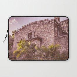 Palm Tree Summer - The Alamo Laptop Sleeve