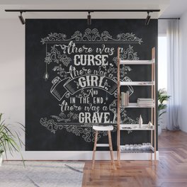 Beautiful Creatures - Grave - Black Wall Mural