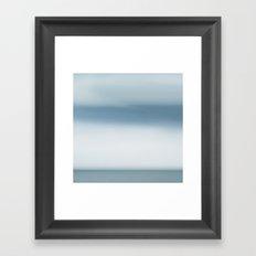 Sea Visions #1 Framed Art Print