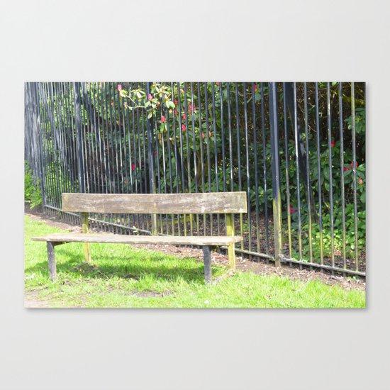 sefton park part 3 Canvas Print