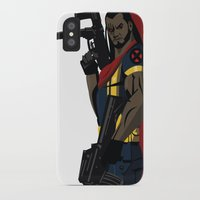 kate bishop iPhone & iPod Cases featuring Bishop by Andrew Formosa