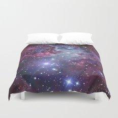 Nebula Galaxy Duvet Cover