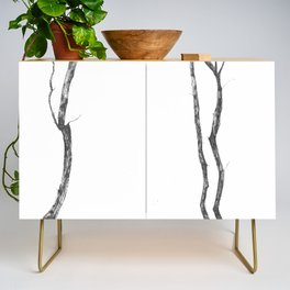 And then there were three Credenza