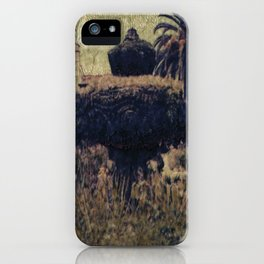 Mission Fountain iPhone Case