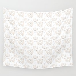 Chickens Wall Tapestry