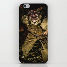 Willard - The Dark Crop Haunted Corn Maze iPhone Skin