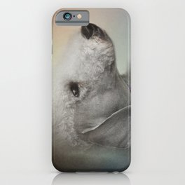 Bedlington Terrier iPhone Case