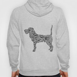 Dog from lips Hoody