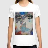 gothic T-shirts featuring Gothic Butterflies by Michael Creese