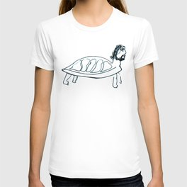 Tortoid Man T-shirt