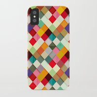 fun iPhone & iPod Cases featuring Pass this On by Danny Ivan