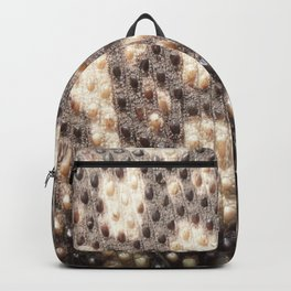 Beaded Skin Backpack