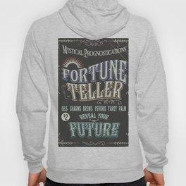 Mystical Fortune Teller poster Hoody