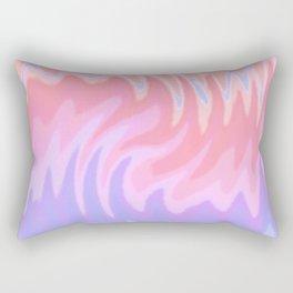 ZigZag Sunset Rectangular Pillow