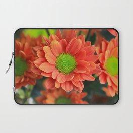 Sunflower Orange Laptop Sleeve