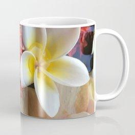 Frangipani & Ixora Coffee Mug