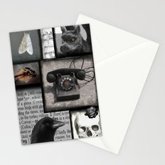 Gothic Myth  Stationery Cards