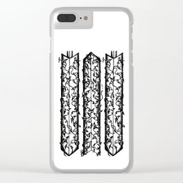 Look at the Forests (1) Clear iPhone Case