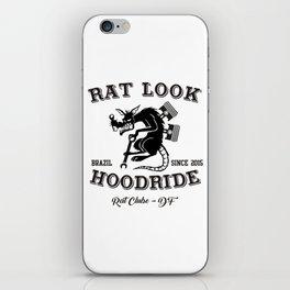 RAT LOOK BRASÍLIA - DF -05 iPhone Skin