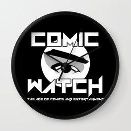 Comic Watch v4 no Background Wall Clock