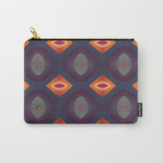 70's Geometric 2 Carry-All Pouch