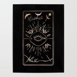 The Awakeness - Love Tarot #1 #decor #art #society6 Poster