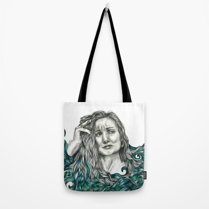 A sea of doubt Tote Bag