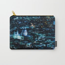 London Illuminated At Night Carry-All Pouch