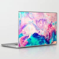 blush Laptop & iPad Skins featuring Blush by Kimsey Price