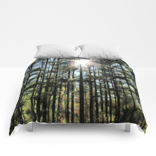 Shining Star Woodlands Comforters