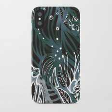 Forest lace Slim Case iPhone X