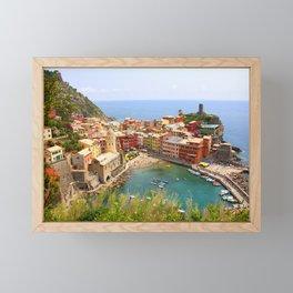 Italian Summer Framed Mini Art Print