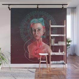 Ishiee: Moonlight Wall Mural