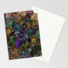 Psychedelic Botanical 12 Stationery Cards