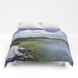 Quito Painter Comforters