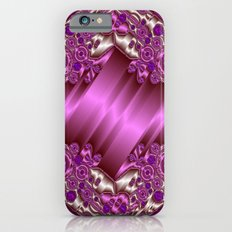 Sheet Metal Decor Slim Case iPhone 6s