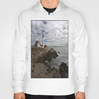 maine Hoodies featuring Maine Splendor by Catherine1970
