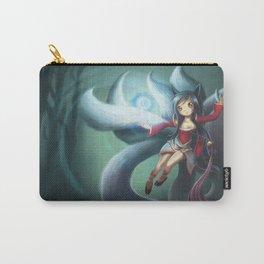 Ahri League of Legends Chibi Carry-All Pouch