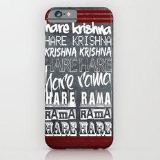 Hare Krishna Slim Case iPhone 6s