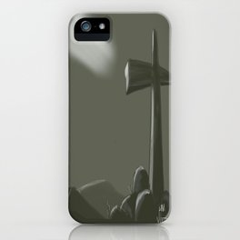Inspired Cross iPhone Case