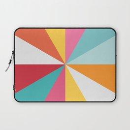Color Wheel Laptop Sleeve