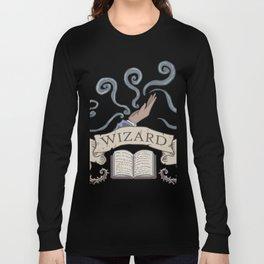 The Wizard Long Sleeve T-shirt