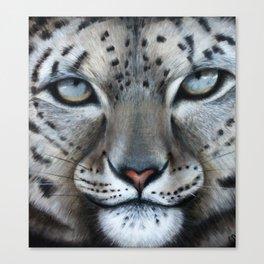 Leopard's Prey Canvas Print