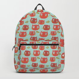 Pattern Project #32 / WTF Cats Backpack