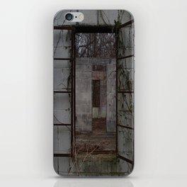 Broken Home iPhone Skin